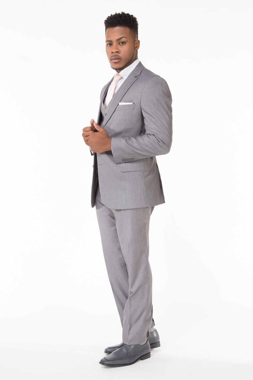 Light Grey Wedding Suit | Purchase