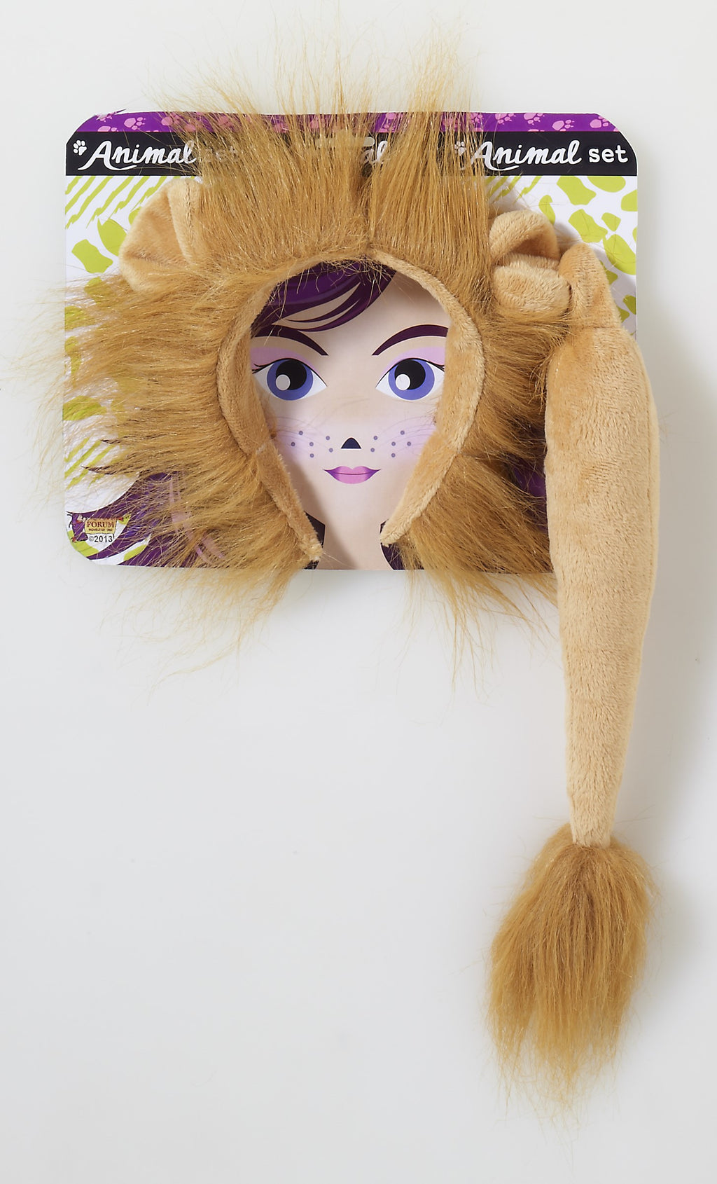Lion Costume Accessory Kit