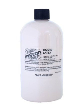 Liquid Latex Clear 16 Ounces