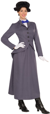 Adult Mary Poppins Victorian Costume