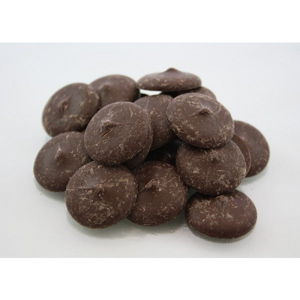 Merckens Melting Dark Chocolate Wafers 1 Lb Party