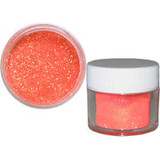 Disco Glitter Miami Orange Coral