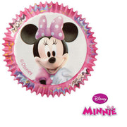 Disney Minnie Mouse Cupcake Liners 50 Count