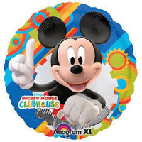 Disney Mickey Mouse Mylar Balloon 18""