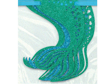 Mermaid Tail  Party Banner