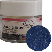 Disco Glitter Navy Blue