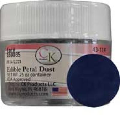 Edible Petal Dust Navy