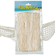 Fish Net - Neutral/White