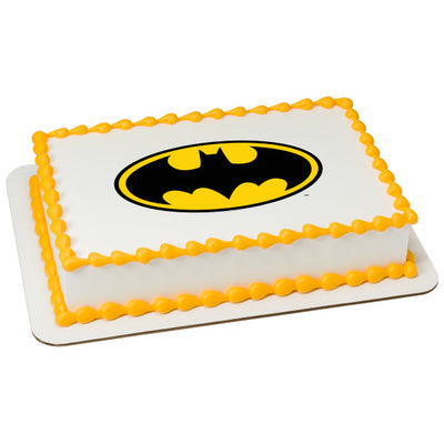 Batman Edible Image