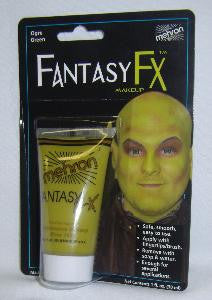 Ogre Lime Green FX Face Paint