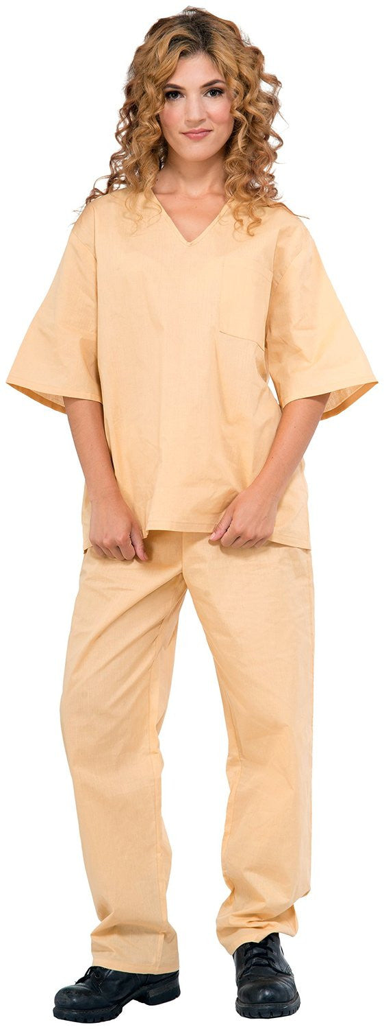 Orange is the New Black Inmate Suit