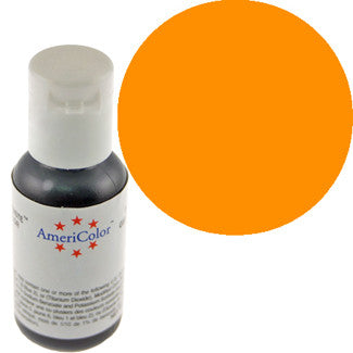 Americolor® Orange Soft Gel Paste Color
