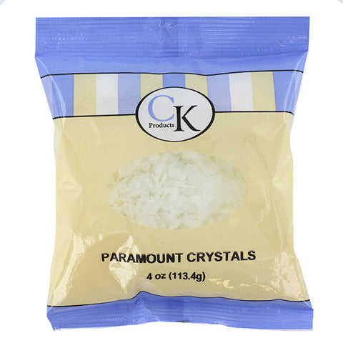 Paramount Crystals for Chocolate