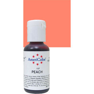 AmeriColor Peach Gel Paste 0.75oz