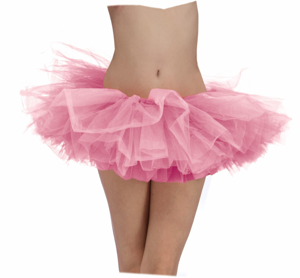 Adult Baby Pink Tutu Accessory