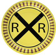 Rail Road Crossing Plates