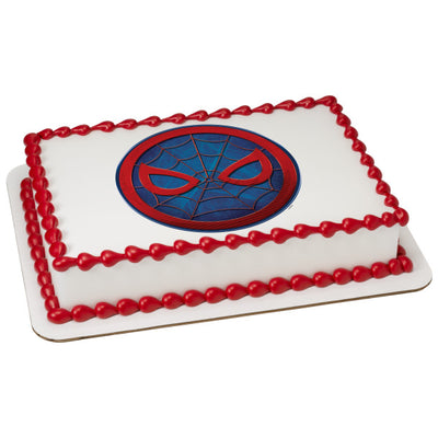 Spider-Man Edible Image