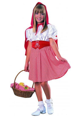 Red Riding Hood Kid's Costume