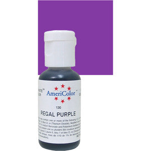 AmeriColor Regal Purple Gel Paste 0.75oz