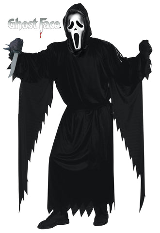 Scream Ghostface Adult Costume