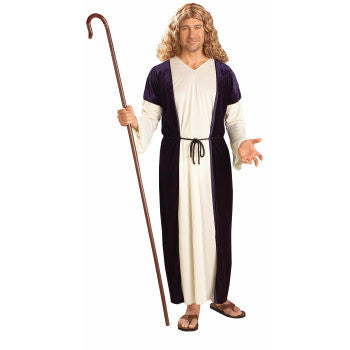 Adult Blue Biblical Joseph/ Shepherd Costume