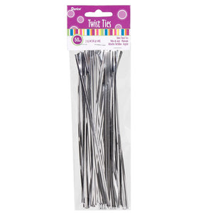 Darice Twist Ties  50 Count./ 7.25 inches