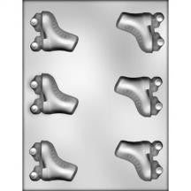 Roller Skate Chocolate Mold