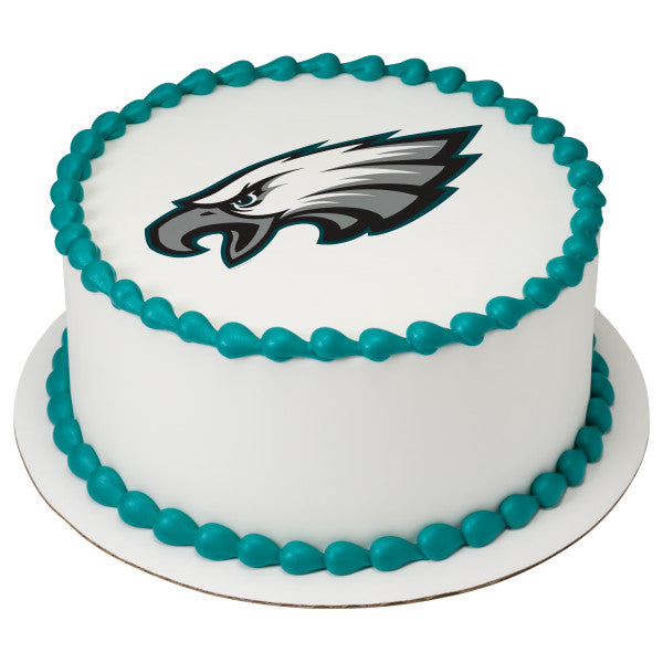 Eagles Personalized Cake Topper 1 4 8 5 X 11 5 Inches Birthday Cake Topper Amazon Com Grocery Gourmet Food