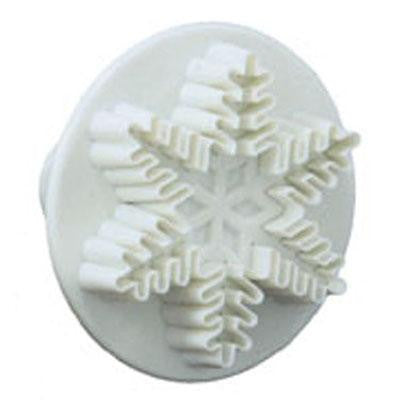 Large Snowflake Plunger Cutter