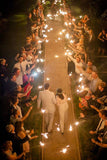 32 pcs #20 Wedding Sparklers | 4 Packages of 8 Sparklers