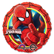 Marvel  Spider-Man Mylar Balloon 18""