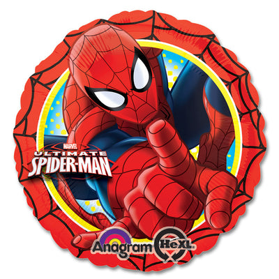 Marvel  Spider-Man Mylar Balloon 18