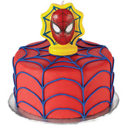 Spiderman Birthday Candle
