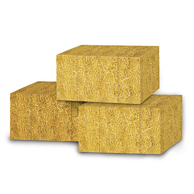 Straw Bale Favor Boxes
