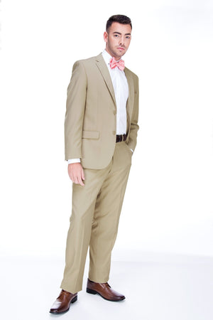 Tan Wedding Suit | Purchase