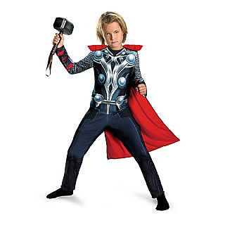 Thor Avengers Movie Kids Costume