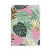Tropical Leaves Treat Bags/ 24 Count/ 5 x 6.5""