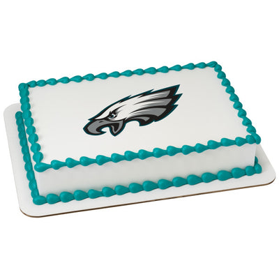 Philadelphia Eagles Edible Image Cake Topper