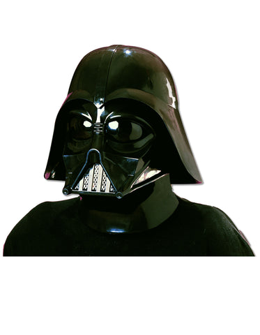 Darth Vader Molded Adult Mask