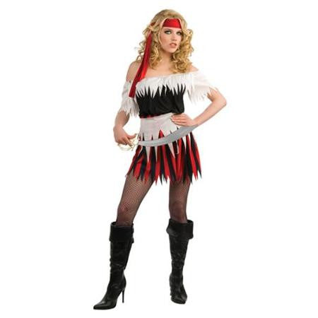 Adult Classic Pirate Wench Costume