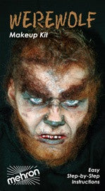 Werewolf Professional Makeup Kit