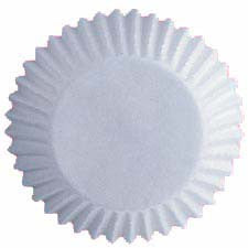 White Baking Cups 75 pack