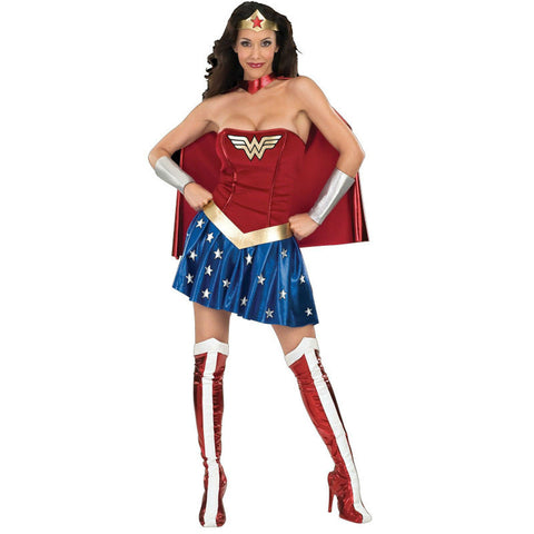 Adult Classic Wonder Woman Costume