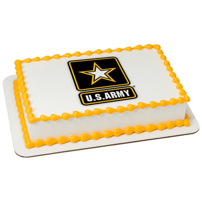 United States Army Edible Images