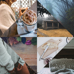 West Memphis Sweater Weather (Sweather): white chocolate, coffee, whipped cream, toasted bread, french vanilla, wood, amber