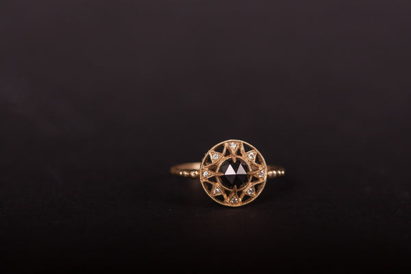 DMD Metal Zenith Ring
