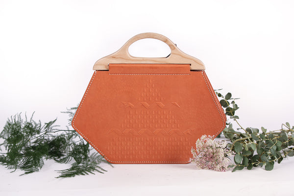 Animal Handmade Facet Bag
