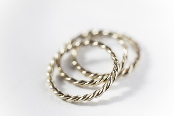 Primas Braided Ring
