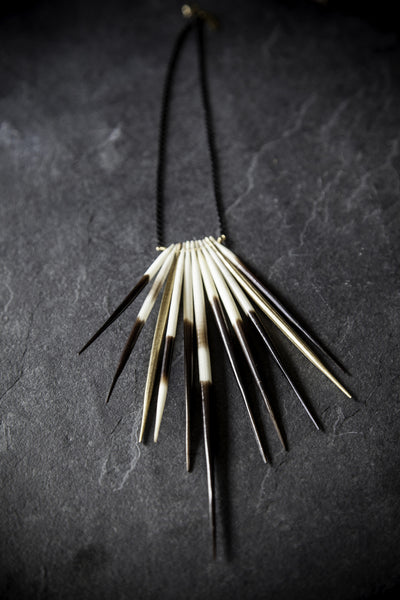 K/LLER Quill Burst Necklace