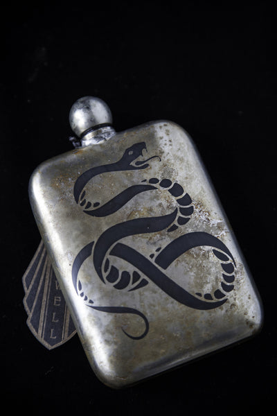 The Sneerwell Flask- The Death Adder